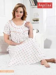 PC Cotton NIght Gown