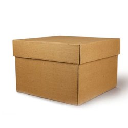Quadruple Wall 9 Ply Heavy Duty Corrugated Box