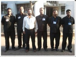 Commercial Security Guard Outsourcing Services