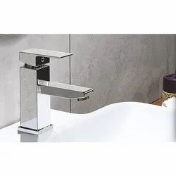 Modern Stainless Steel Parryware Basin Mixer, For Bathroom Fitting, Size: 7 Inch * 5 Inch