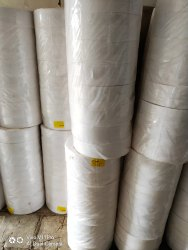 Nonwoven curtain belt
