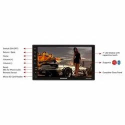 Hamaan HMD-950B Double Din Car Stereo with Bluetooth, Android Auto