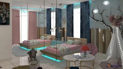 Kids Room Interior Designs