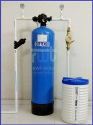 Water Softener Plants For Home & Industrial