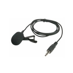 3.5mm Clip Collar Microphone