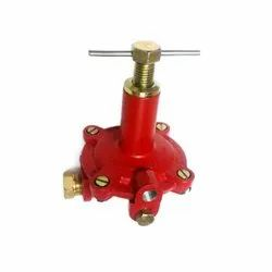 Adjustable Industrial Gas Regulator