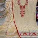Heavy Cotton Silk Indian Wear Suit