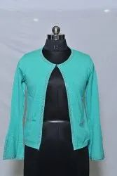 T31 Woolen Ladies Cardigan