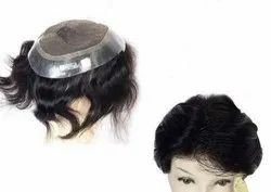 Australian Base Human Hair Patch/Hair Toupee/Hair Wig For Men
