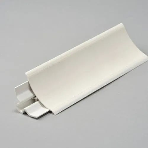 100 mm Soft Edge PVC Coving