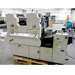 Hamada H234 Double Color Offset Printing Machine