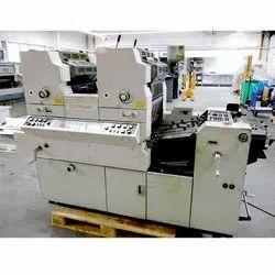 Hamada H234 Double Color Offset Printing Machine