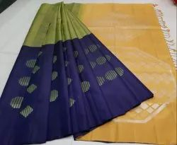 Trending Pallu Silk Sarees Collections 2020