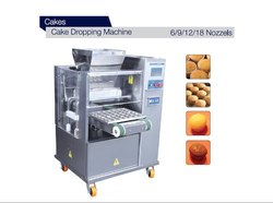 Cake Dropping Machine