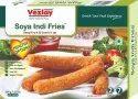 Soya Indi Fries, 200 G, Packaging Type: Box