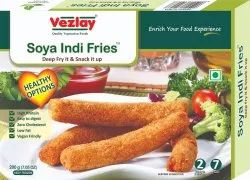 Soya Indi Fries, 200 G, Packaging Type: Box