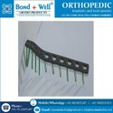 3.5 mm Orthopedic One Third Tubular Locking Plate