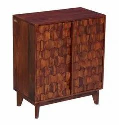 Sheesham Wood Bar Wooden Cabinet