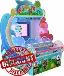 Happy Pitching Arcade Game Machine