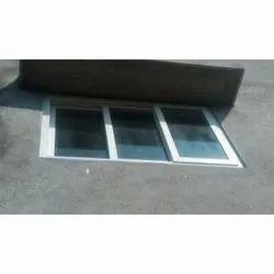 Modern Powder Coated Aluminium Sliding Window