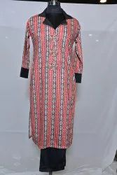 K18 Ladies Kurti With Palazzo