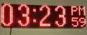 Industrial Digital Clock