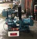 2020 10 Kw Bajaj-m Open Noise Version Diesel Generator Set., 1 Phase, 220 V