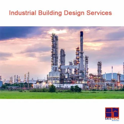 Industrial Building Design Services, in Pan India