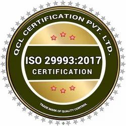 ISO 29993:2017  Certification Services