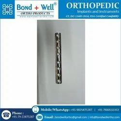 Orthopedic One Third Tubular Plate