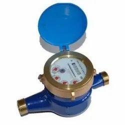 Mechanical Pipe Flow Meter