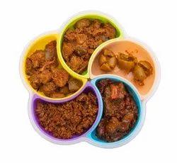 5 in 1 Aachar Dish