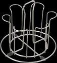 Stainless Steel Regular Glass Stand