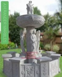 10 ft Stone Water Fountain