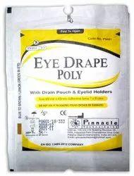 Eye Drape Poly, C. NO :P0601
