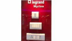 Legrand Myrius Modular Switches