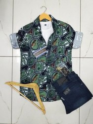 Fancy Shirt, Size: M L Xl