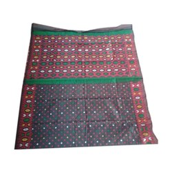 Printed Casual Wear Designer Tant Cotton Saree, Without Blouse, 5.5 m (separate blouse piece)