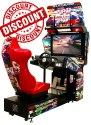 Car Racing Arcade Game Machine - Split Second Single Player 32