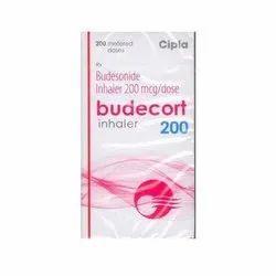 200 Mcg Budesonide Inhaler