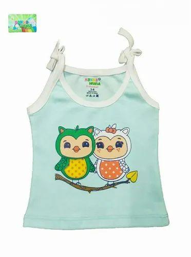 New Simple Looks Body Vest For Kids