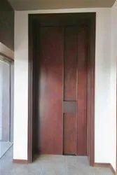 Black Wooden Room Door, For Office