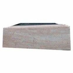 Polished RV Multi Granite Slab, For Flooring, Thickness: 20 mm