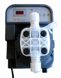 EF158 SGV  Solenoid Diaphragm Dosing Pump With Pulse Input