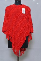 PU81 Woolen Poncho