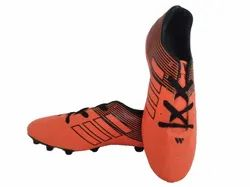 winmark black PVC Attack, For Sports Shoes, Size: 1-11