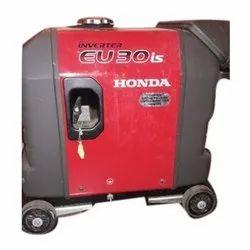 EU30is 3 Kva Honda Portable Petrol Generator