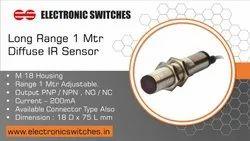 Long Range Photoelectric Sensor