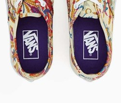 Shoes label sticker