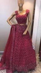 Embroidered New Bridal Lehengas